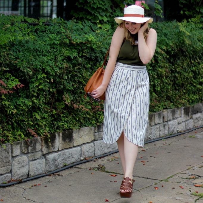 J.Crew-Factory-Ikat-Faux-Wrap-Skirt.Dallas thumbnail