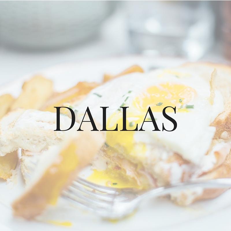 Dallas Native Travel Blogger Recommendations
