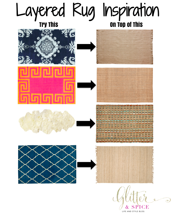 Layered Rug Inspiration