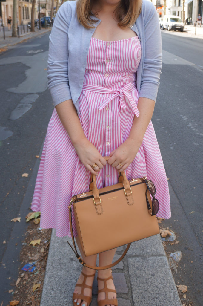 Pink Dress in St Germaine 3