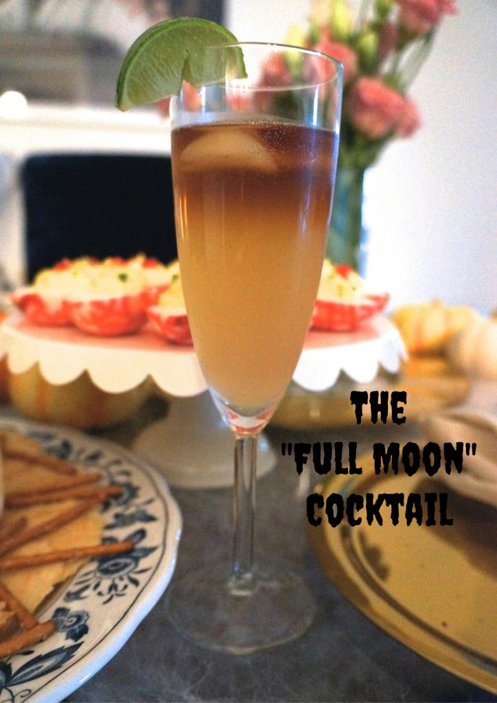 The Full Moon Cocktail