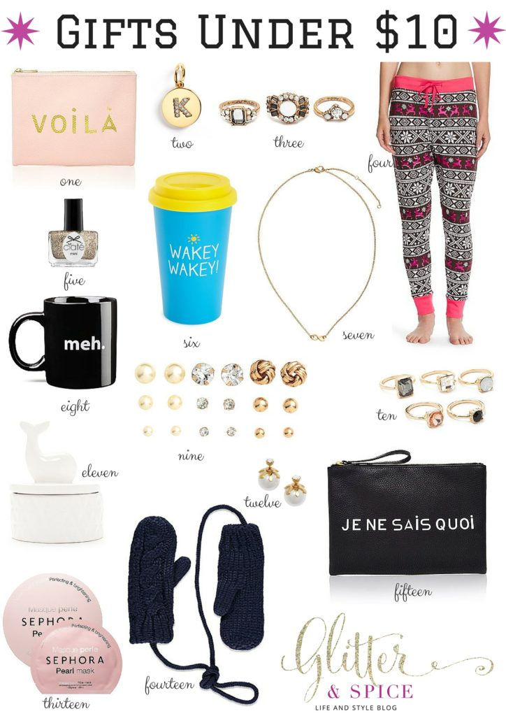 gifts under 10 dollars classy 20 gifts under 10 christmas gift ideas under 10 dollars