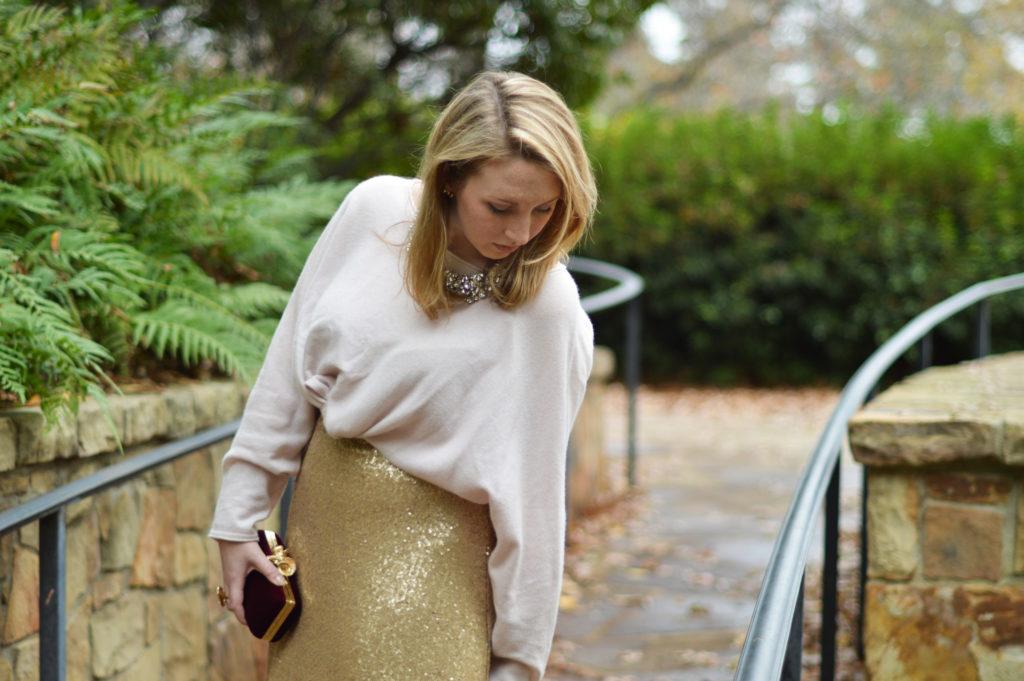 Glitter Skirt 3
