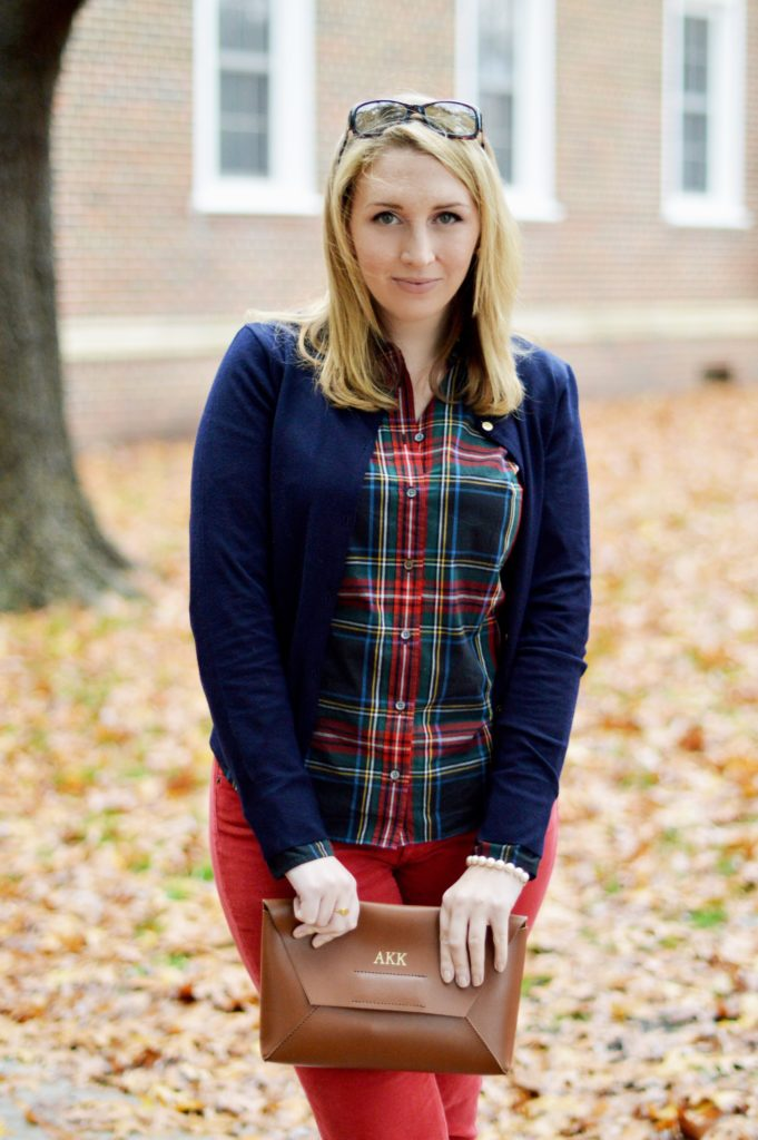 Holiday Plaid 6