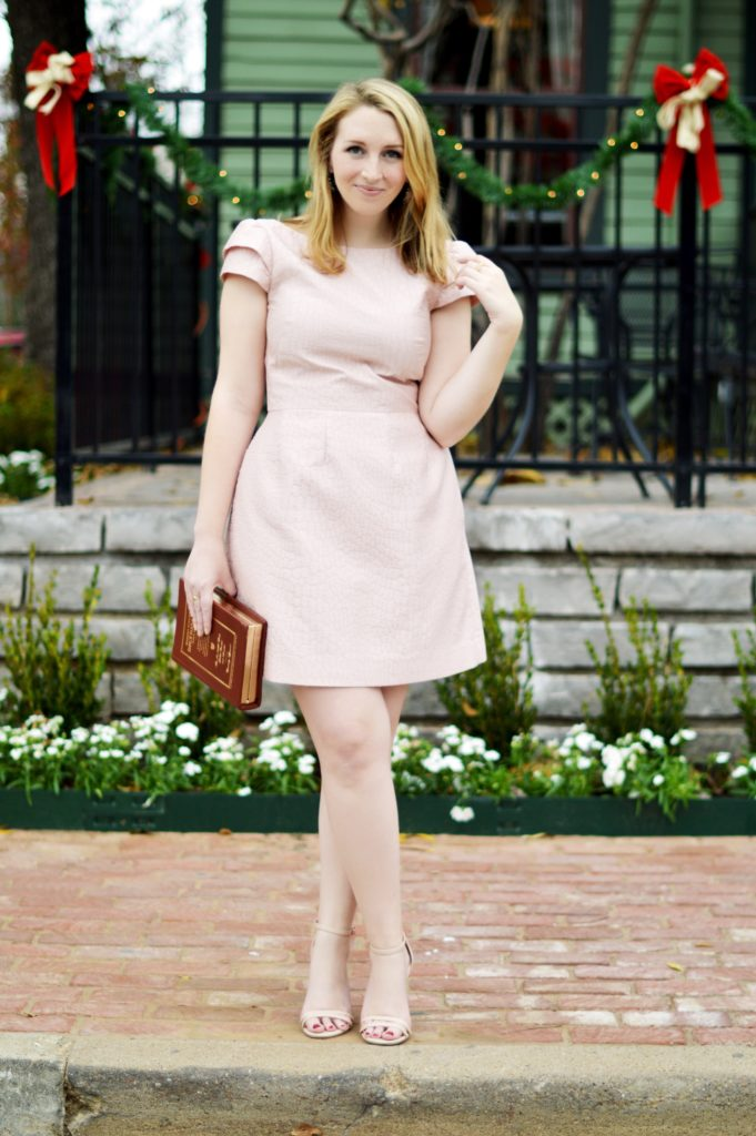 Structured Party Dress 6