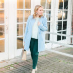 My Power Outfit – Mint and Green