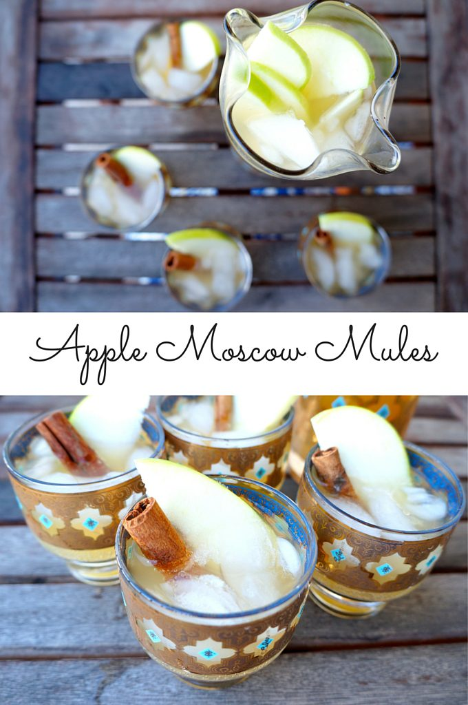 Apple Moscow Mules Image