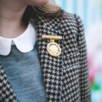 Preppy with a Peter Pan Collar