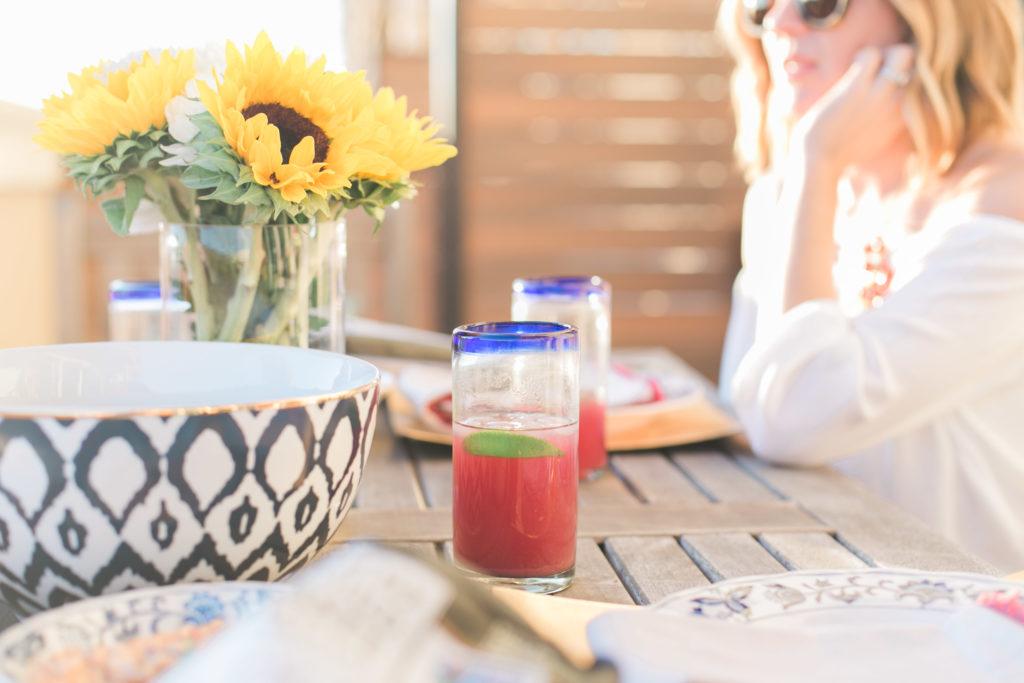 Food Should Taste Good, Cinco de Mayo, Crock Pot Queso, Dallas Food Blogger, drink