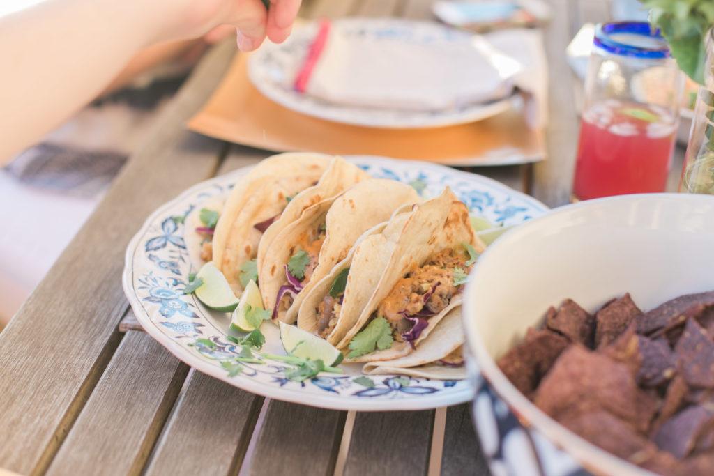 Food Should Taste Good, Cinco de Mayo, Crock Pot Queso, Dallas Food Blogger, fish tacos