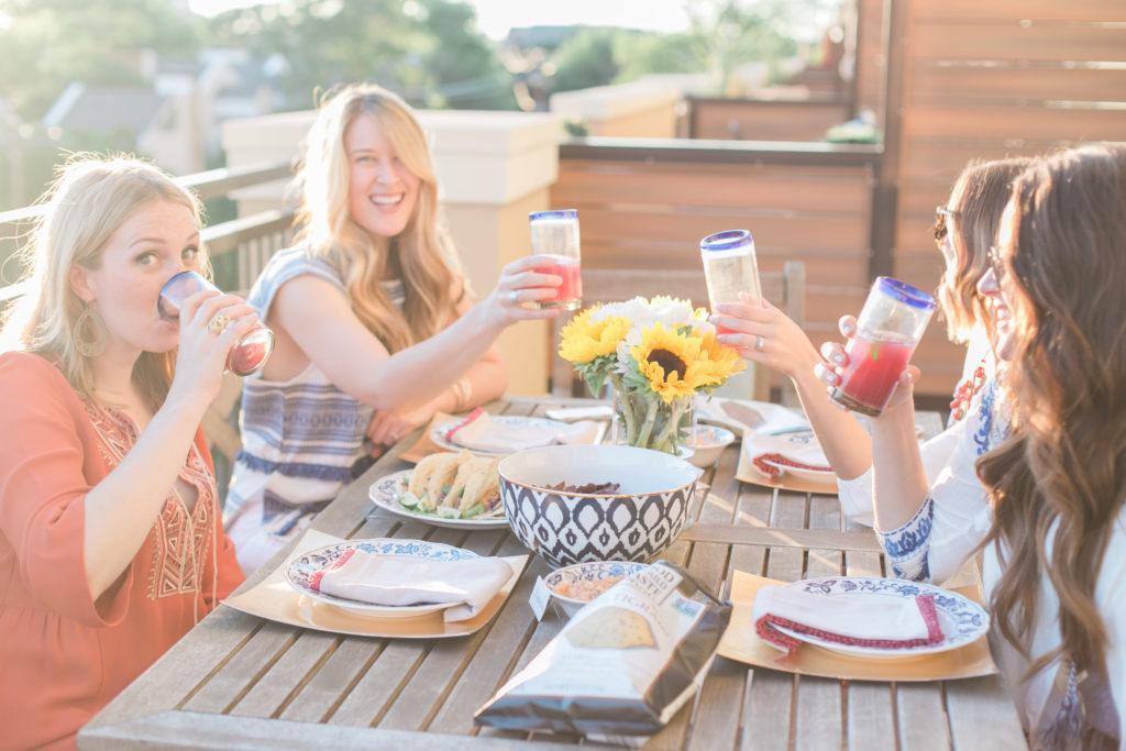 Food Should Taste Good, Cinco de Mayo, Crock Pot Queso, Dallas Food Blogger