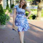 Blue Dress to Wear to a Summer Wedding