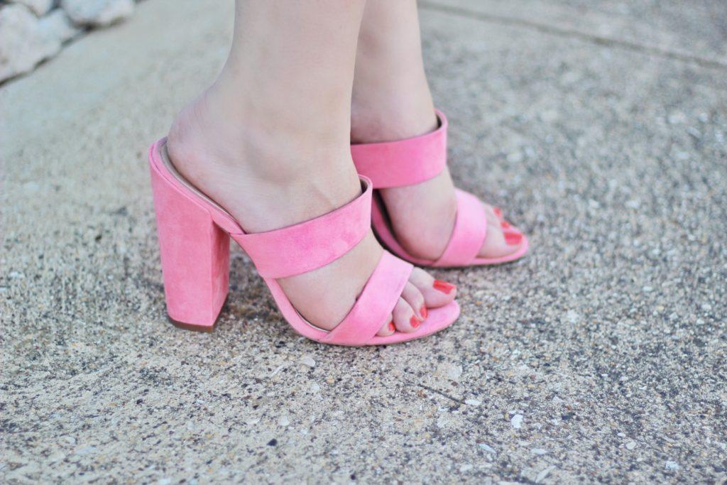 ASOS Hyde Park Mules Sandals