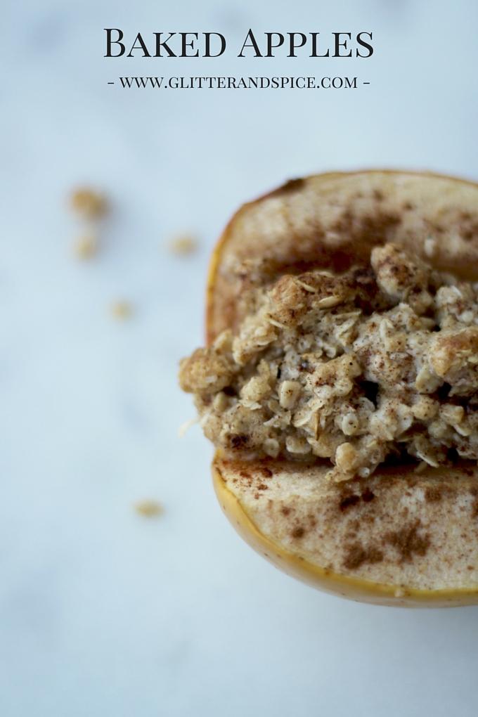 Baked Apples, Apple Pie in Apple Pinterest