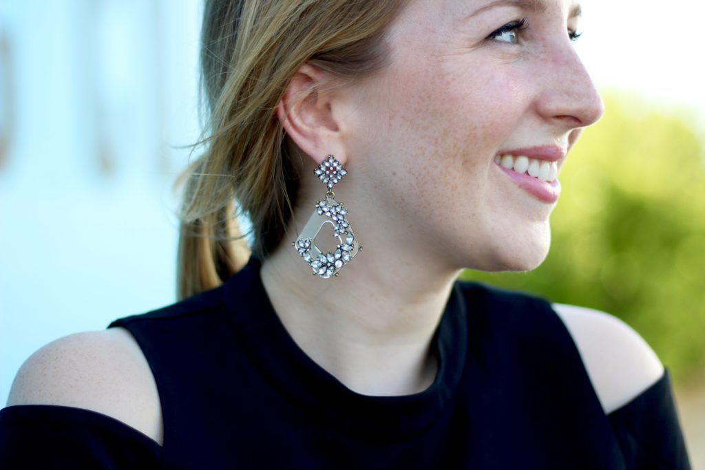 BaubleBar Cinderella Drops Earrings