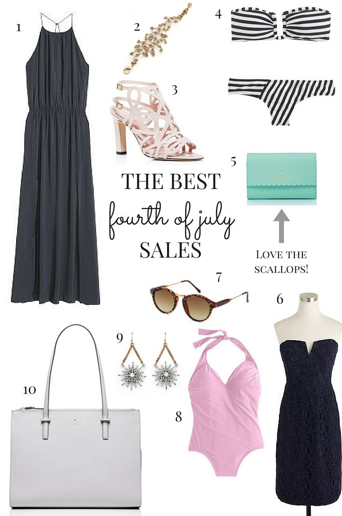 The Best Fourth of July Sales
