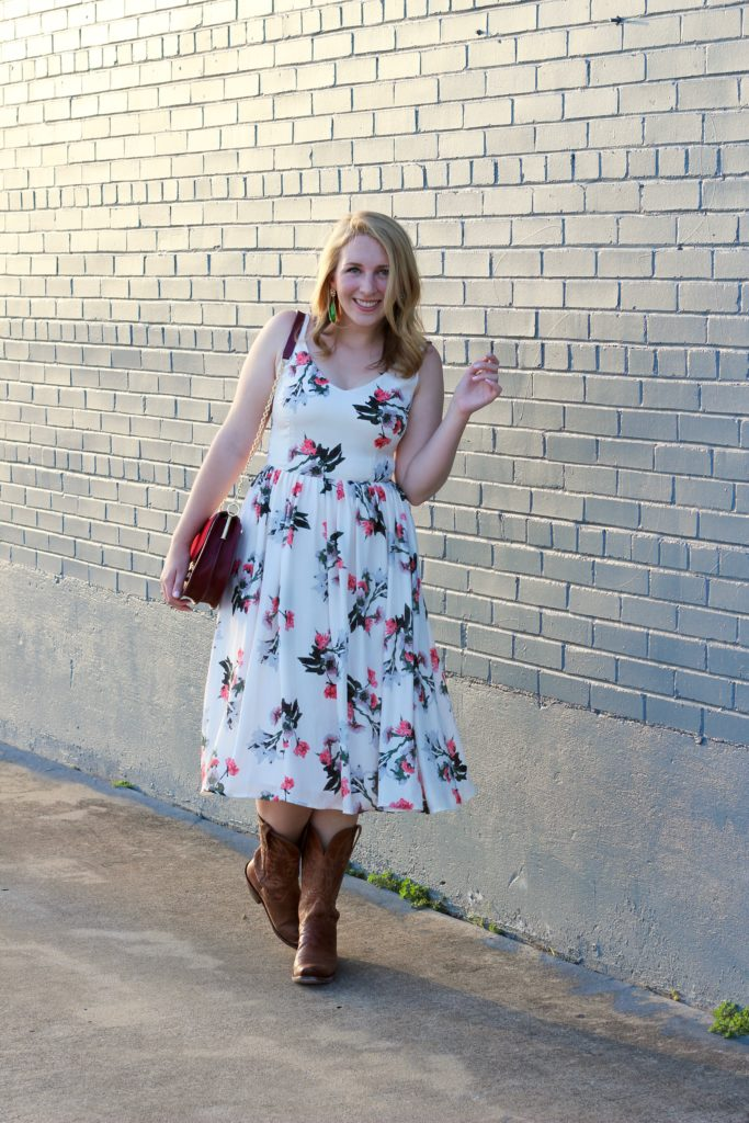 Rent the Runway casual BB Dakota dress