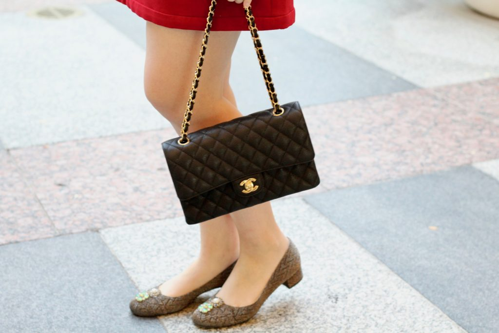 chanel-quilted-handbag-and-chanel-shoes