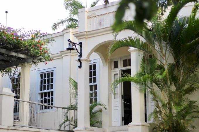 Ernest Hemingway's House Museum in Havana