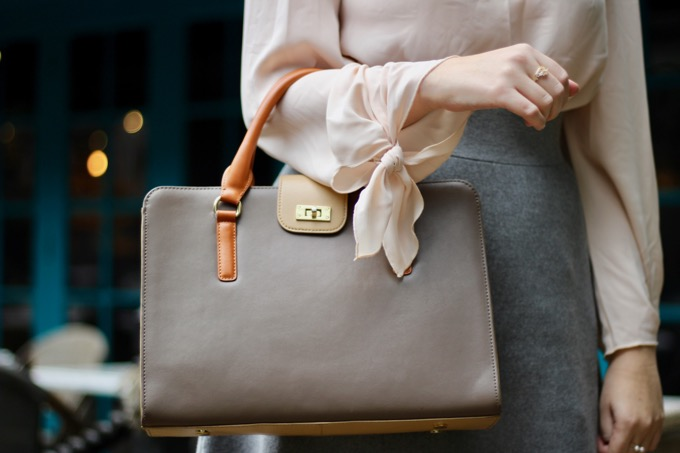 Charles Jourdan Handbag from Last Call