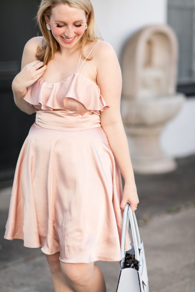 Curvy Dallas Fashion Blogger