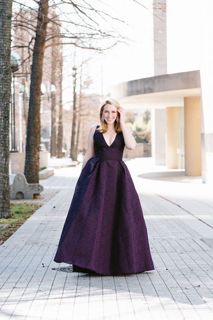 Gowns made for big busts
