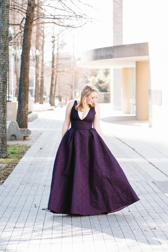 The Perfect Gown for a Black Tie Event