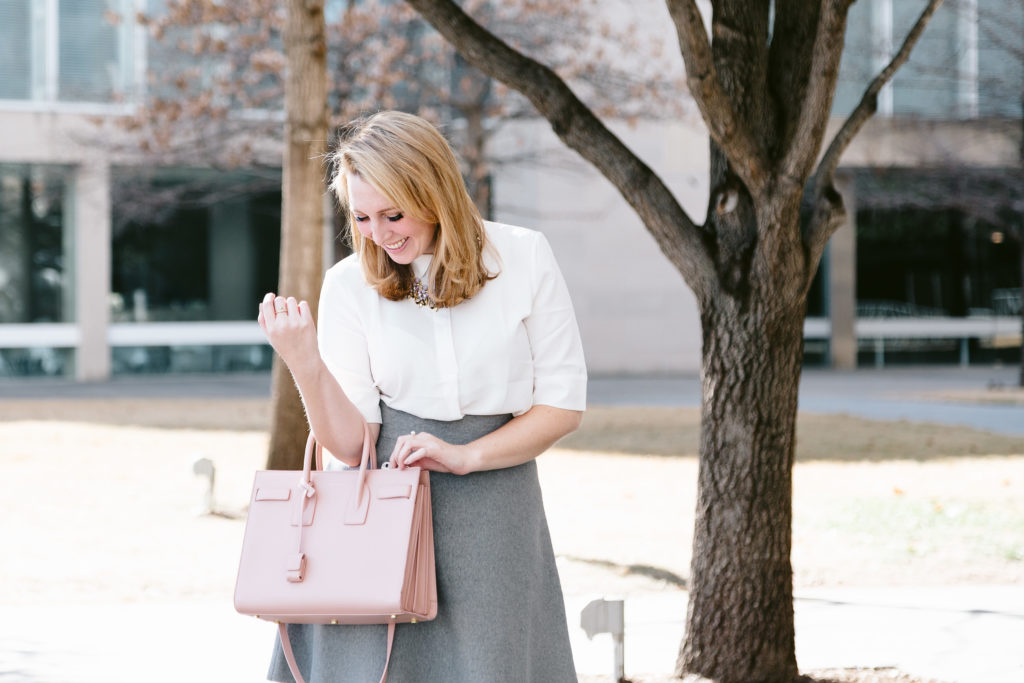 Trendlee YSL Pink Bag