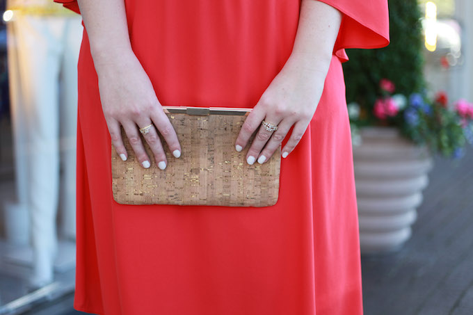 Cork Clutch for Summer