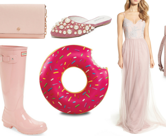Pink Birthday Wishlist