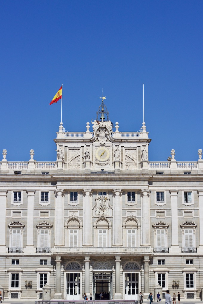 How to visit the Spanish royal palace in Madrid