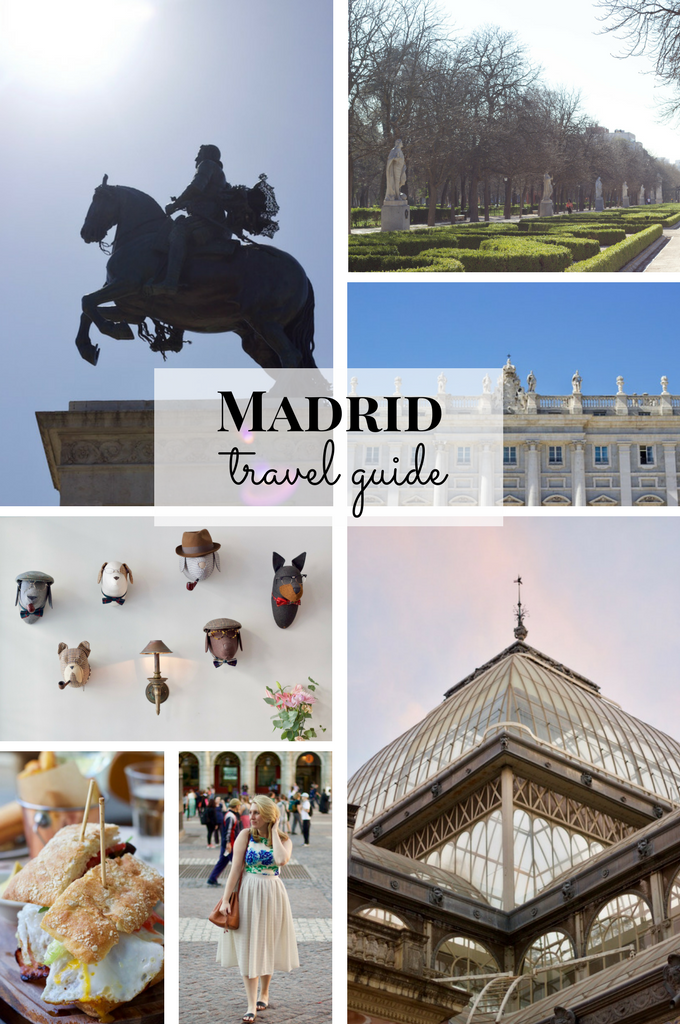 Madrid Travel Guide- where to eat, what to do, where to stay