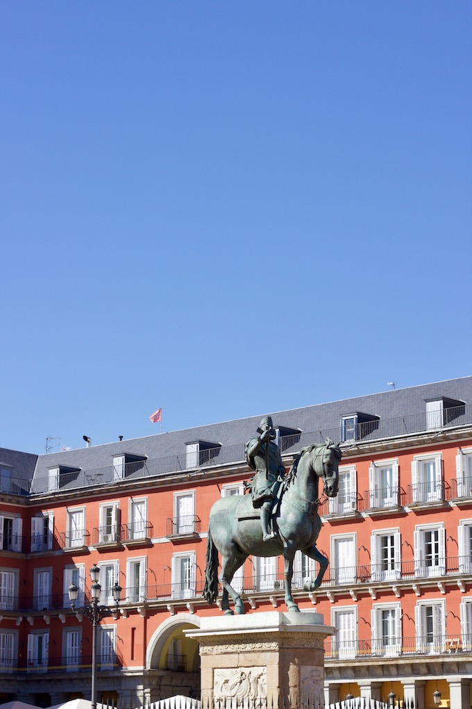 What to do in the Plaza Mayor Madrid