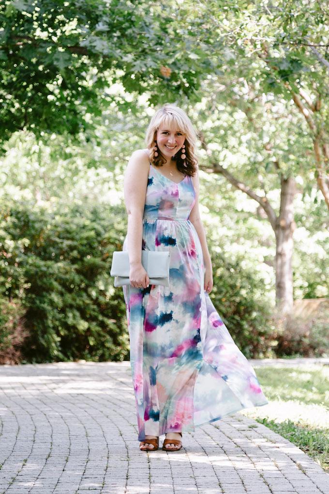 Summer Maxi Dresses under $100