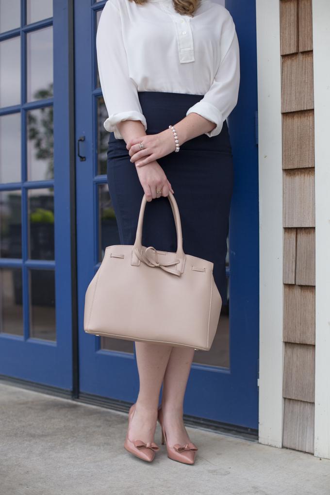 Business professional feminine accessories