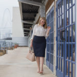 How to Dress Like Yourself in Business Professional + Some BIG News