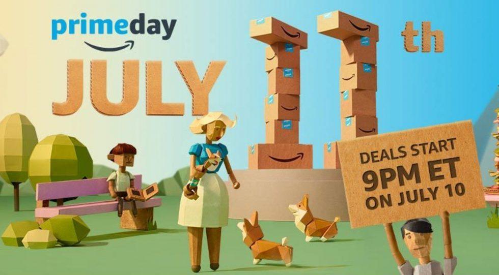 Shop Amazon Prime Day
