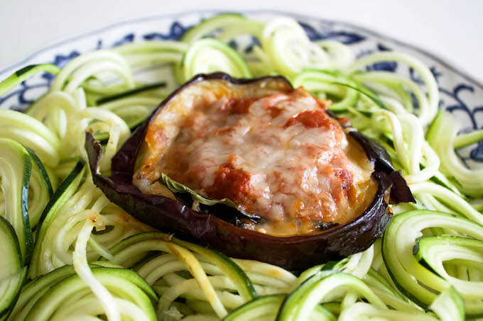 Healthy alternatives to chicken parmesan