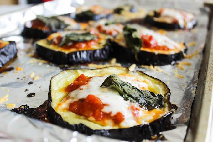 Is eggplant parmesan healthy