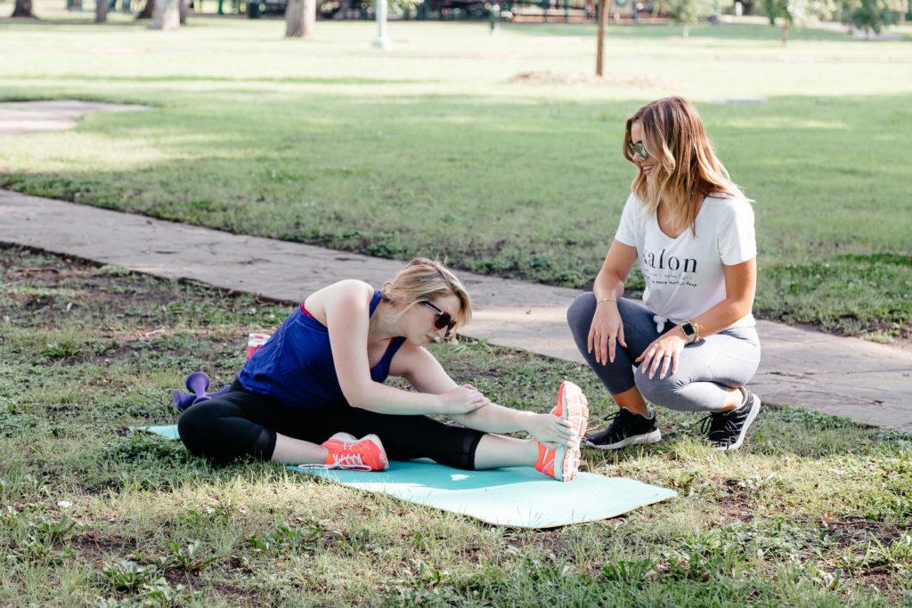 Outdoor Voices 3:4 Warmup Legging
