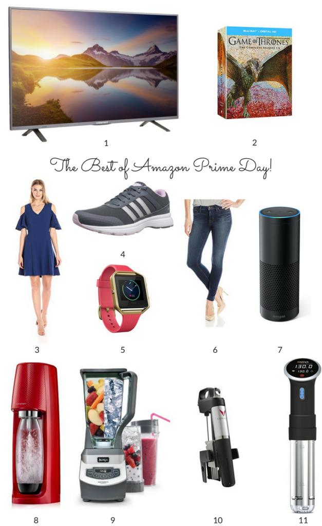 Amazon Prime Day picks