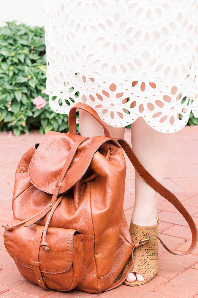 Fashionable Backpacks for MBA Students
