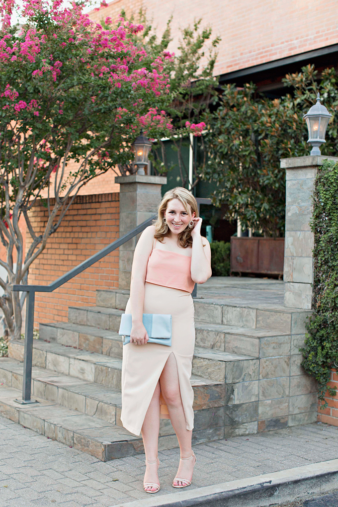 What to Wear to a Semi-Formal Event this Fall, Tobi Midi Dress