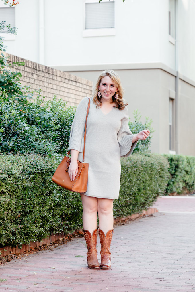 How to Determine How Much to Charge for a Sponsored Post, Ann Taylor Sweater Dress
