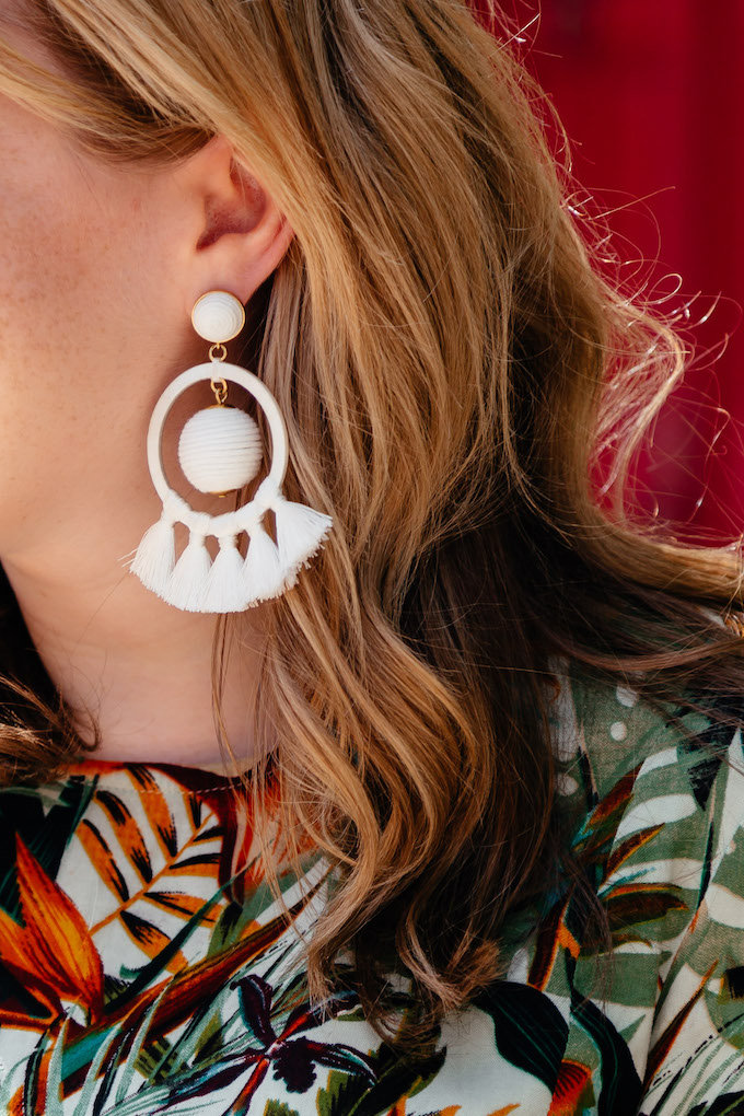 MBA Tips and Tricks, Tuckernuck Earrings