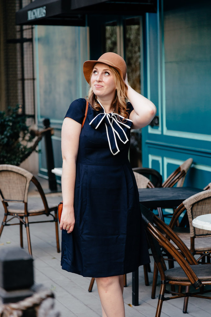 Italian wool bucket hat, Fashion Blogger Media Kit