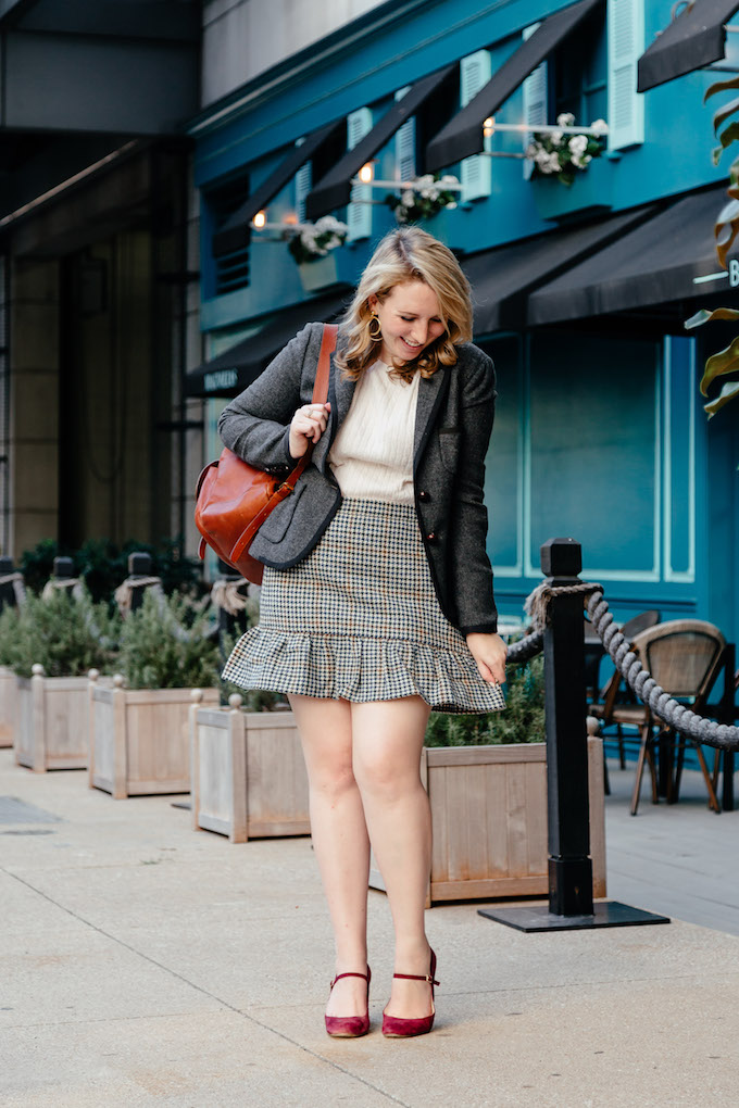 J.Crew Preppy Outfit, 30 Before 30 List Update