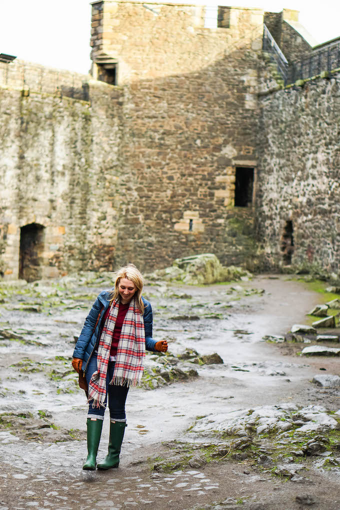 How to Research and Plan an International Vacation, Blackness Castle
