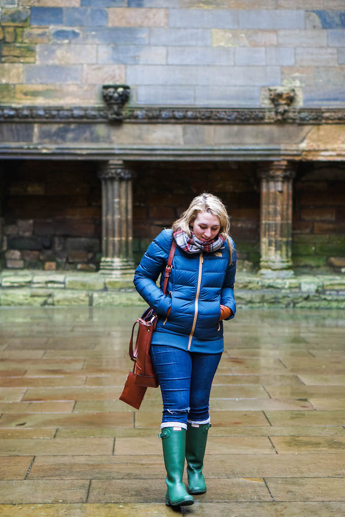 Linlithgow Palace, Scotland // How to Research and Plan an International Vacation