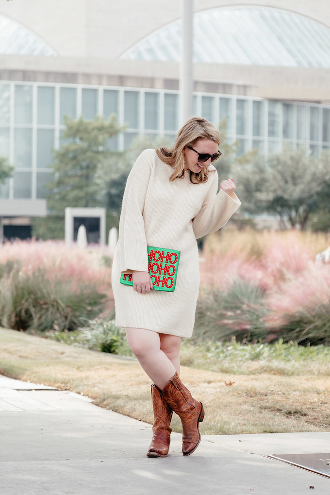Why it's Important to Have a Blogger Bestie, ASOS sweater dress